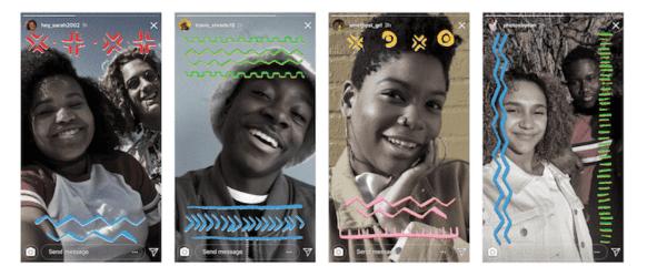 Instagram выкатывает креативные инструменты для #ShareBlackStories
