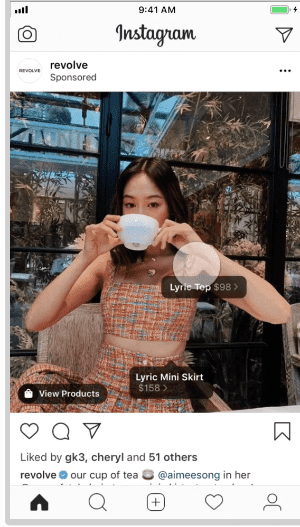 Shopping Posts тестируются как новый рекламный формат в Instagram
